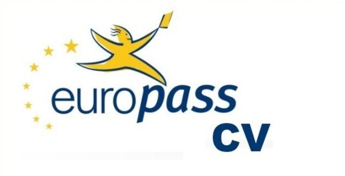 Curriculum Vitae Europeu
